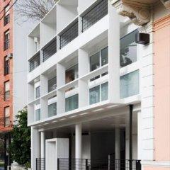 Le Corbusier Casa Curutchet tecnne