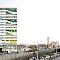 Pau Vidal, Sergi Pons y Ricard Galiana, Torre Júlia, tecnne