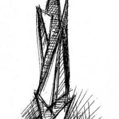Daniel Libeskind, Tour Signal La Defense, tecnne.