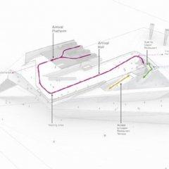 UNStudio, Blagoveshchensk Cable Car Terminal tecnne
