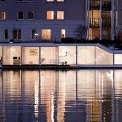 +31 Architects, Watervilla, tecnne