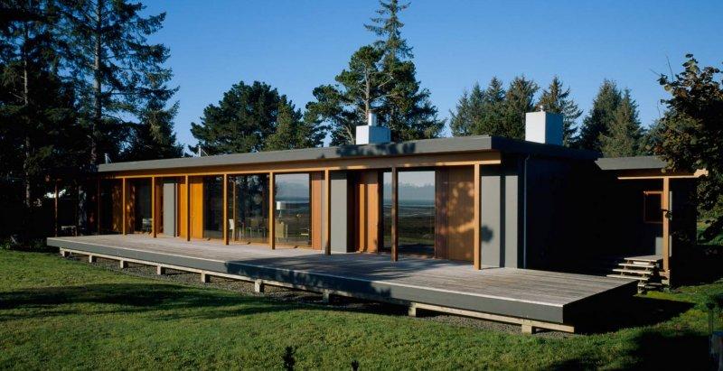 Sometiendo los humedales tecnne arquitectura y contextos for Casa techo 1 agua