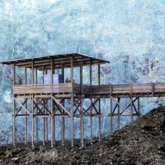 Peter Zumthor, Allmannajuvet Zinc Mine Museum, tecnne