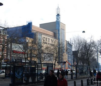 Recuperación del City Theater Amsterdam