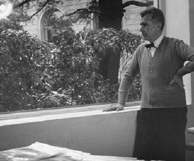 Amancio Williams en Casa Curutchet