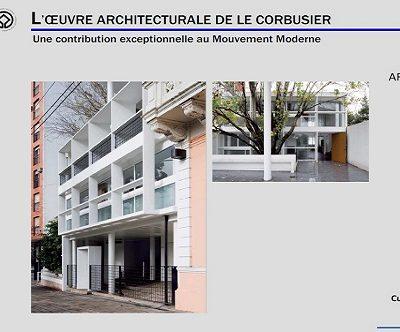 Casa Curutchet, nominación UNESCO