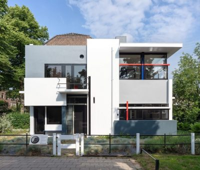 Casa Schröder Rietveld