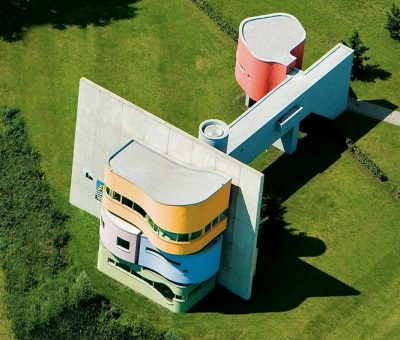 John Hejduk, Wall House 2