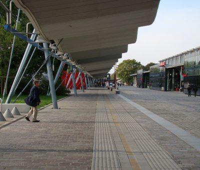 Bernard Tschumi, Parc de La Villette