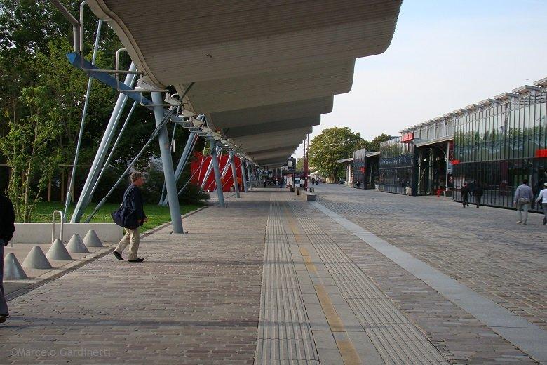 Tschumi La Villette tecnne