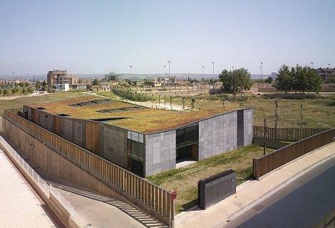 Escuela infantil oliver en zaragoza tecnne arquitectura y contextos documentos de - Arquitectura en zaragoza ...