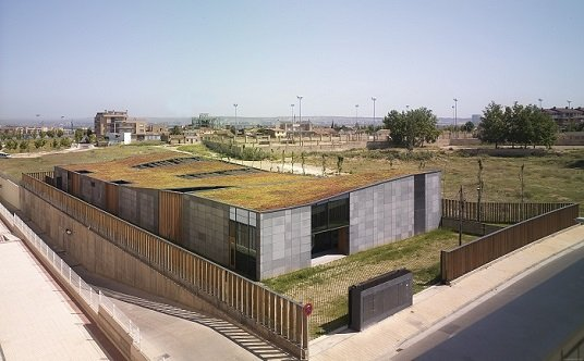 Escuela infantil oliver en zaragoza tecnne for Estudios arquitectura zaragoza