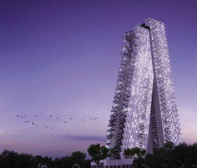 Safdie Architects, torres solidarias