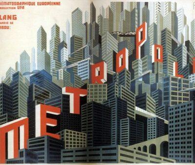 Metrópolis, obra de anticipación