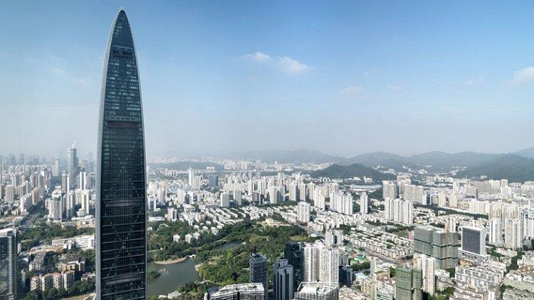 <b>KK 100 en Shenzhen</b>