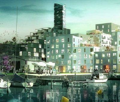 Aarhus, la Ciudad en el edificio
