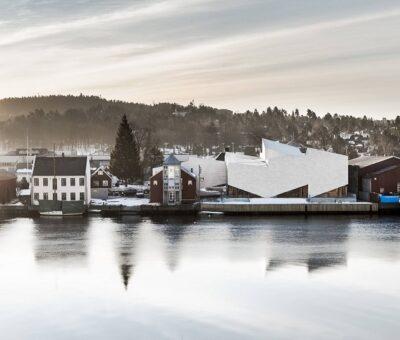 Cobe, museo marítimo de Porsgrunn