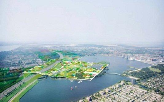 Floriade 2022 en Almere