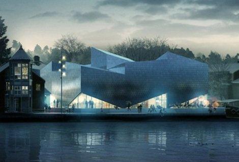 Arquitectura de noruega