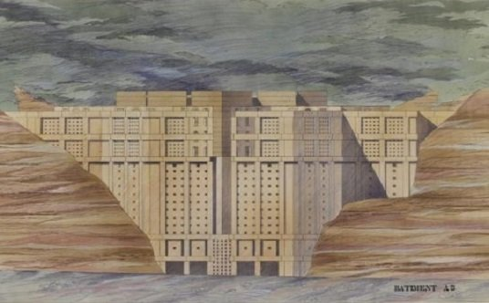 La Tendenza en Centre Pompidou