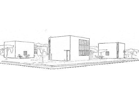 Le corbusier casas en serie para artesanos tecnne - Casas de le corbusier ...