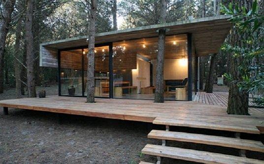 Conjugar la arquitectura y el paisaje