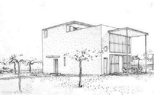Le Corbusier Casas Citrohan
