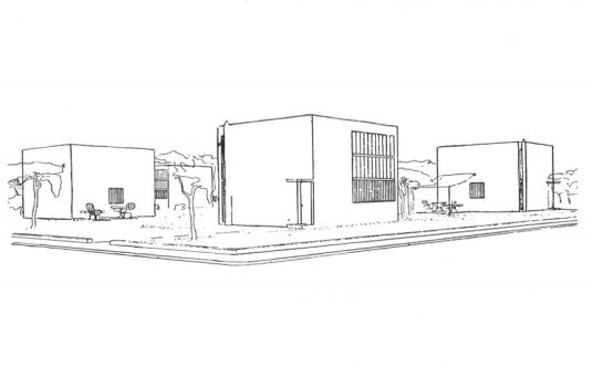 Le Corbusier, casas en serie para artesanos