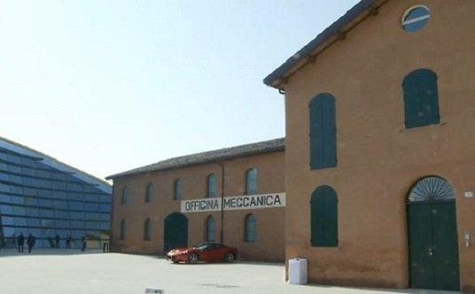 Audiovisual sobre el Museo Enzo Ferrari