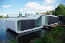 +31 Architects, Watervilla, tecnne