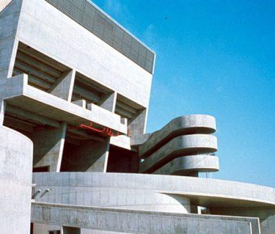 Le Corbusier, restauración en Bagdad