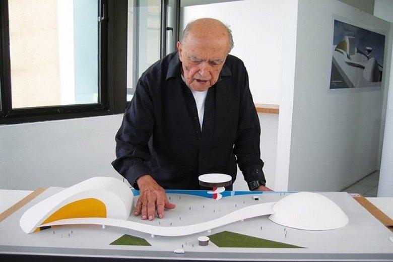 Oscar Niemeyer, tecnne