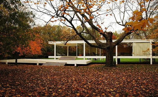 Mies revisitado, Casa Farnsworth