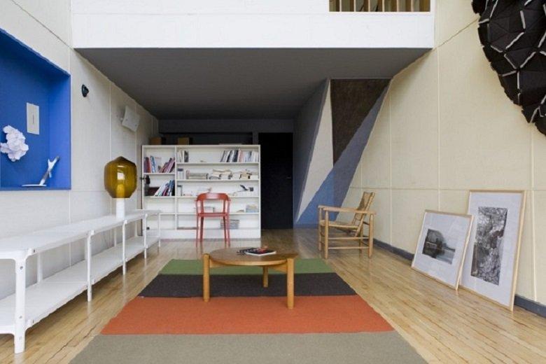 Le Corbusier tecnne