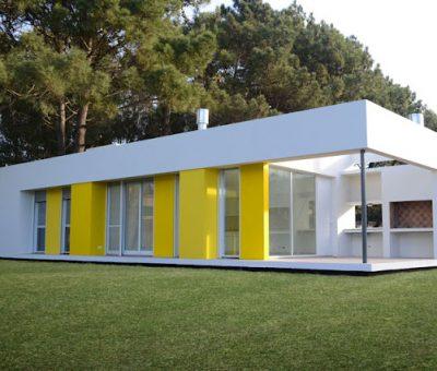 Casa La Pianola, síntesis con el entorno