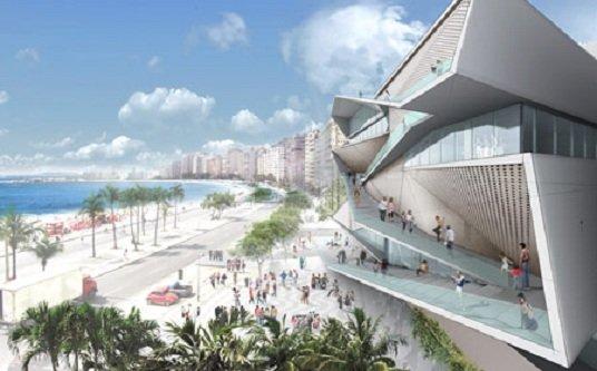 MUSEO DE LA IMAGEN DE RIO DE JANEIRO