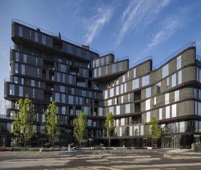 Rojkind Arquitectos,  placas desplazadas