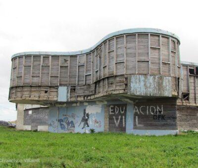 El Ariston sigue en ruinas