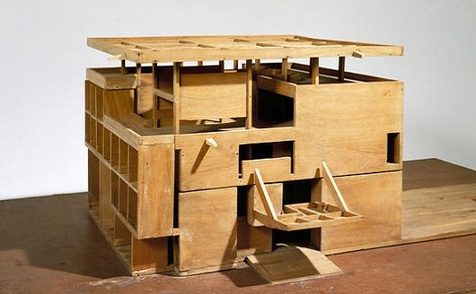 Le Corbusier Chimanbhai tecnne