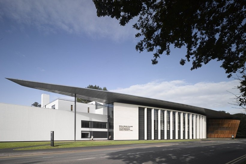 BFLS, Royal Welsh College of Music and Drama, tecnne