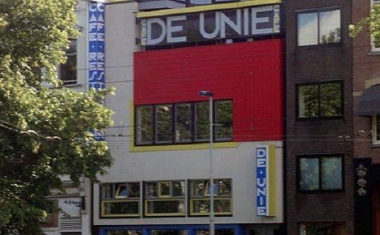 Café De Unie, J.J.P. Oud