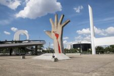 Oscar Niemeyer, Memorial de America Latina, tecnne