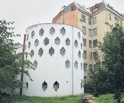 Casa Melnikov en peligro