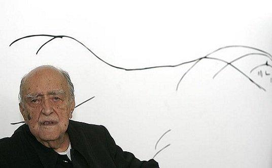 Niemeyer, último ícono del Movimiento Moderno