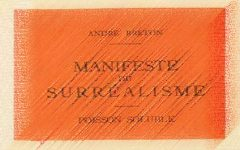 Manifiesto del Surrealismo, tecnne