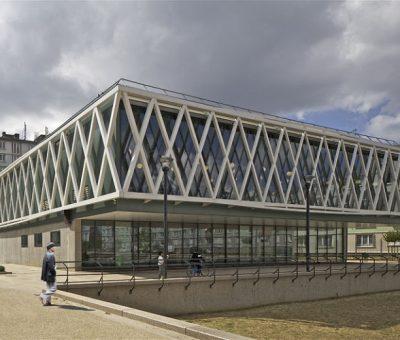 Biblioteca multimedia a favor del parque