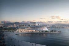 Snøhetta, Opera de Busan, tecnne