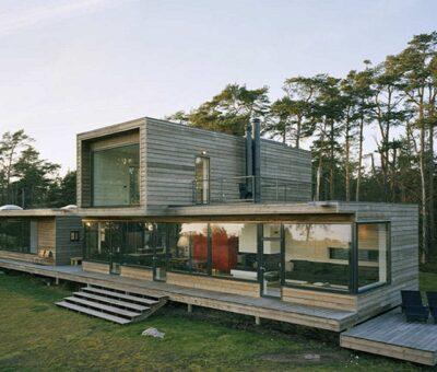 Villa Plus, espacios para la contemplación