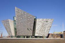 CivicArts & Todd Architects, Museo del Titanic, tecnne
