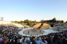 Syracuse Greek Theatre Scenography